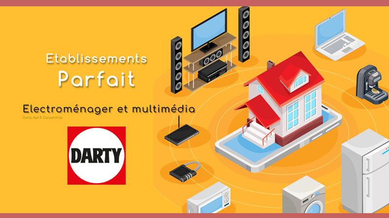 etablissements parfait darty Web et Informatique en luberon - Site internet et referencement - cedric de miscault - apt à cavaillon par web-et-informatique.com
